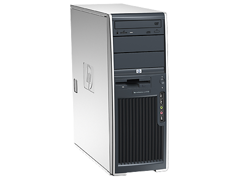 HP Workstation xw4100