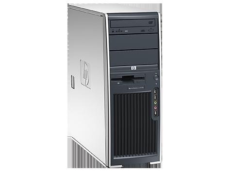 Estación de trabajo HP xw4100