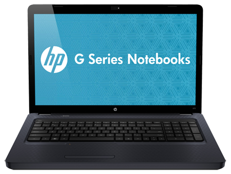 HP G72-c00 notebookserie
