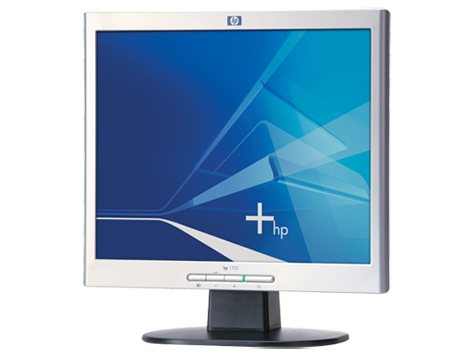 HP L1702 평면 모니터