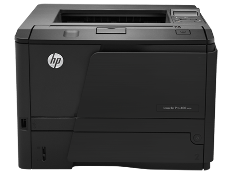 סדרת מדפסות HP LaserJet Enterprise 400 M401