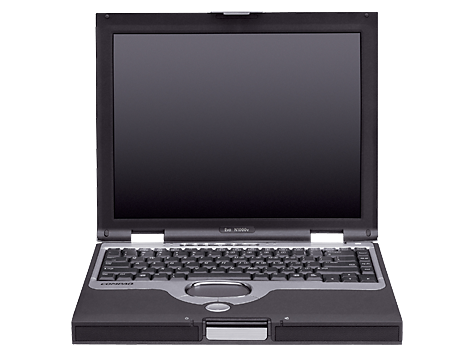 Compaq Evo n1000c Notebook PC