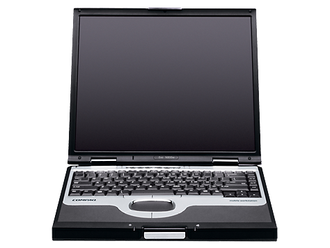 Compaq Evo n800w Notebook PC