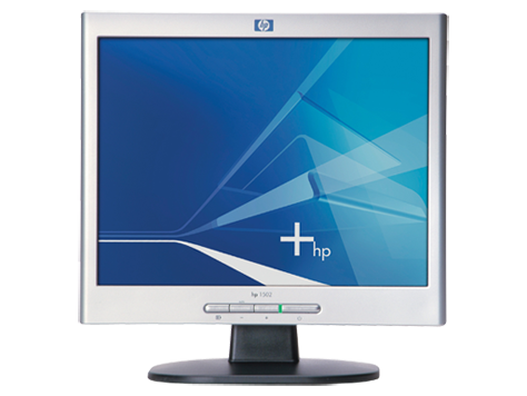 HP L1502 LCD Flat Panel Monitor series