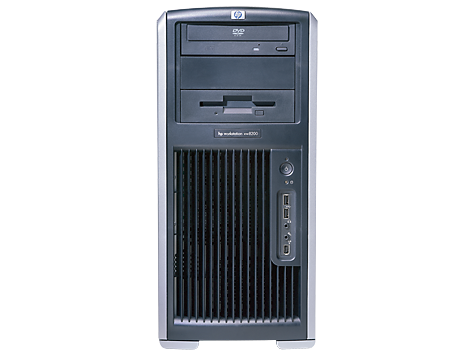 HP-Workstation xw8200