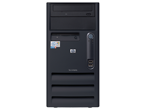PC desktop microtower HP Compaq d220