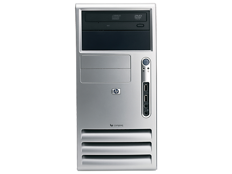 PC de escritorio microtorre HP Compaq dx6120