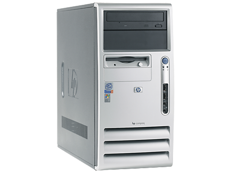 HP Compaq dc5000 Microtower PC