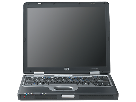 Ordinateur portable HP Compaq nx5000