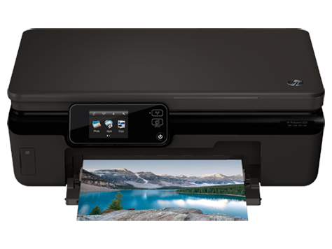 HP Photosmart 5520 e-All-in-One-skriver