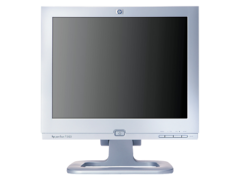 HP Pavilion f1503 15 inch Flat Panel Monitor