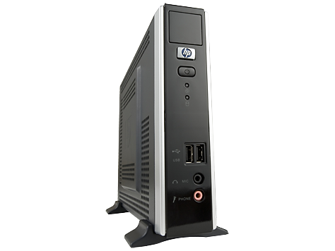 PC HP Compaq dx2009 con factor de forma muy reducido