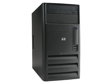 HP Compaq dx2000 Slim Tower
