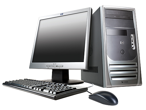 HP Compaq dx2068 Microtower PC
