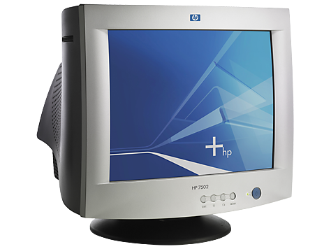 HP s7502 CRT Monitors