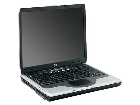 HP Compaq-Notebook-PC nx9008