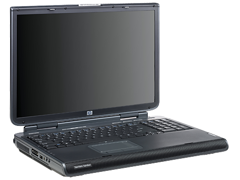 Ordinateur portable HP Compaq nx9500