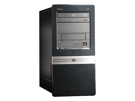 HP Compaq dx7510 Microtower PC
