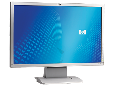 HP w19 19-inch Widescreen LCD Monitor