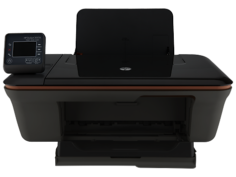 HP Deskjet 3057A e-All-in-One Printer - J611n
