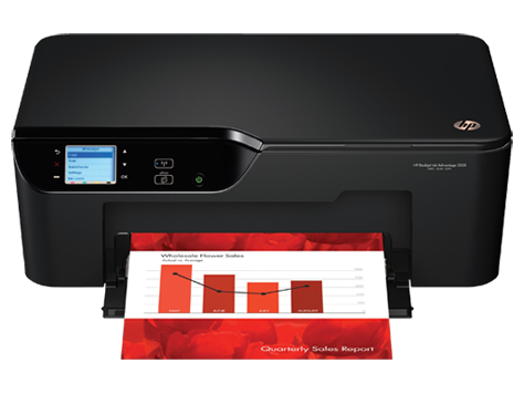e-Todo-en-Uno HP Deskjet Ink Advantage 3525