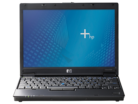HP Compaq nc2400 notebook