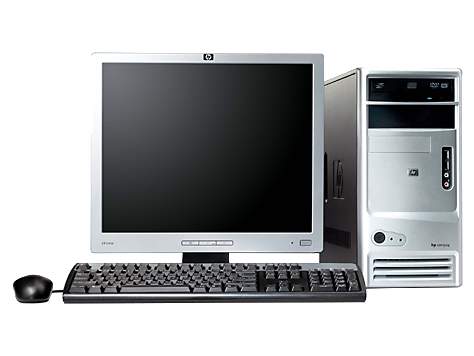 HP Compaq dx2708 Microtower PC
