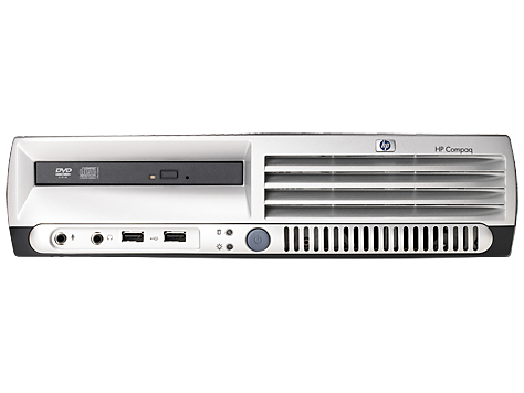 HP Compaq dc7700-Ultra-Slim-Desktop-PC