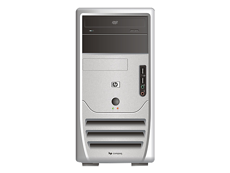 HP Compaq dx2255 Microtower PC