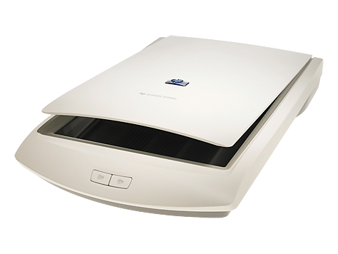 HP Scanjet 2200c Scanner series