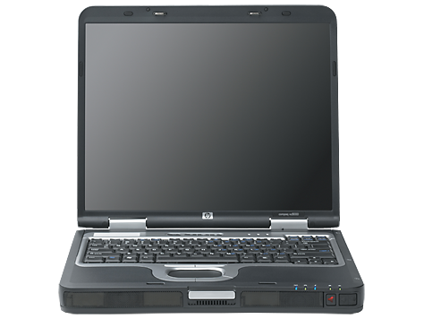 HP Compaq-Notebook-PC nc8000