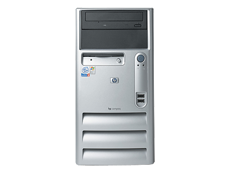 HP Compaq d230 Microtower Desktop PC