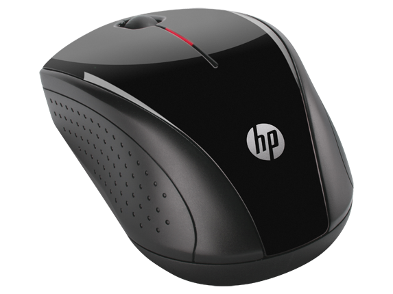 HP® Wireless Mouse - X3000