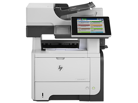 МФП HP LaserJet Enterprise 500 M525