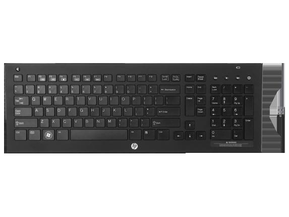 HP Wireless Elite v2 Keyboard|QB467AA#ABA