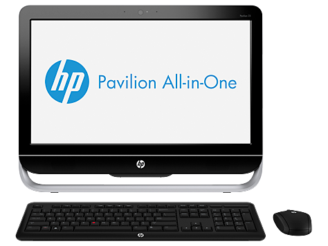 HP Pavilion 23-1030 All-in-One Desktop PC