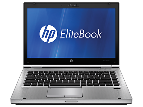 HP EliteBook 8460p - i5-2520M
