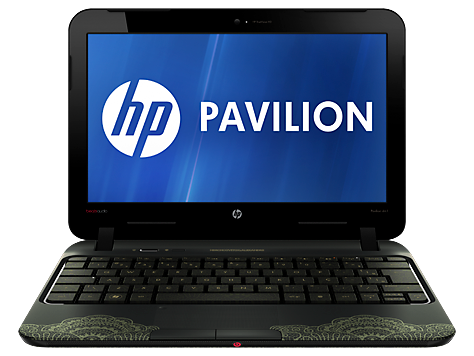 HP Pavilion dm1-4100 Entertainment Notebook-PC-Serie von Alexandre Herchcovitch