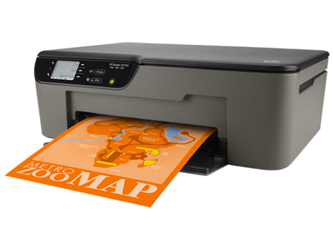 HP Deskjet 3070A e-All-in-One Printer series - B611