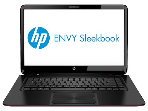 HP ENVY 6-1100 Sleekbook
