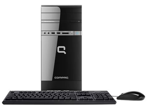 Compaq CQ2500 Desktop PC series