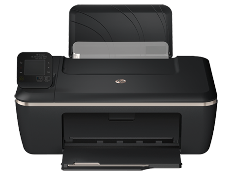 סדרת מדפסות HP Deskjet Ink Advantage 3510 e-All-in-One