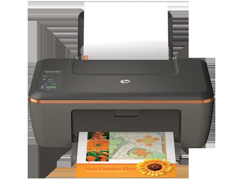 HP Deskjet 2510 All-in-One Printer series