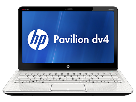 HP Pavilion dv4-5100 Entertainment Notebook PC-serien