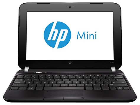 HP Mini 200-4300 pc-serie