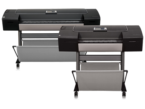 HP Designjet Z3200 Poster Printer series