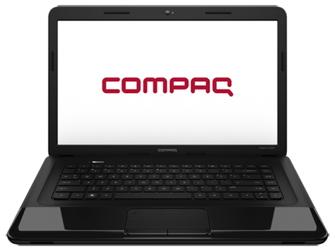 PC Notebook Compaq serie CQ58-d00