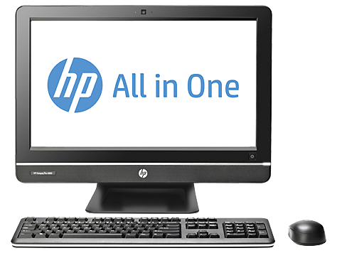 HP Compaq Pro 4300 All-in-One Desktop PCシリーズ
