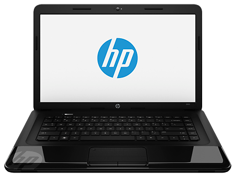 HP 2000-2c00 Notebook pc-serie