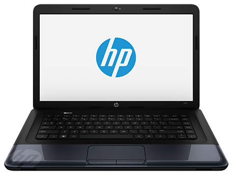 HP 2000-2300 Notebook PC-serien